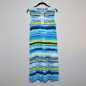 Jones New York Striped Dress